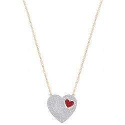 Swarovski Women's Necklace Great Heart 5272346