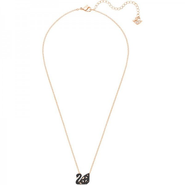 Buy Swarovski Women's Necklace Facet Swan 5281275