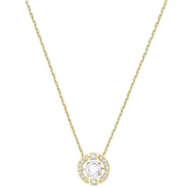 Buy Swarovski Women's Necklace Sparkling Dance Round 5284186
