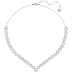 Buy Swarovski Women's Necklace Angelic Square 5368145