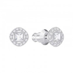 Buy Swarovski Women's Earrings Angelic Square 5368146