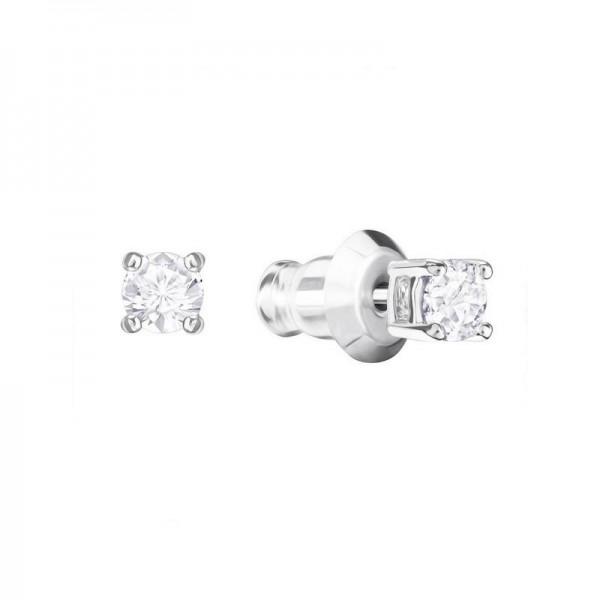 Buy Swarovski Women's Earrings Attract Round 5408436
