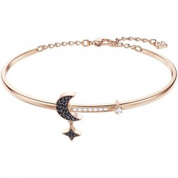 Buy Swarovski Women's Bracelet Duo Moon 5429729