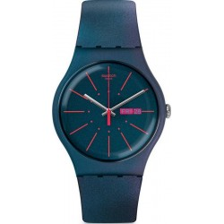 Swatch Men's Watch New Gent New Gentleman SUON708