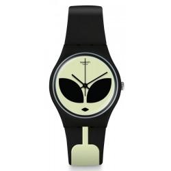Buy Swatch Unisex Watch Gent Telefon Maison GB307