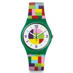 Buy Swatch Unisex Watch Gent Tet-Wrist GG224