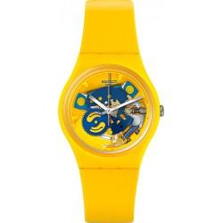 Swatch Unisex Watch Gent Four Poussin GJ136