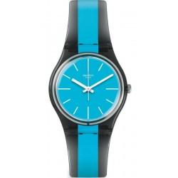 Buy Swatch Unisex Watch Gent Azzurrami GM186