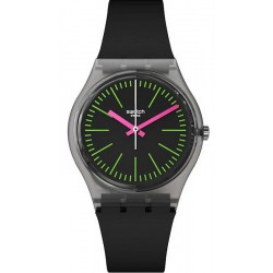 Swatch Unisex Watch Gent Fluo Loopy GM189