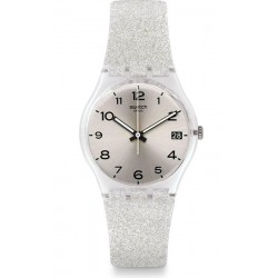 Swatch Women's Watch Gent Silverblush GM416C