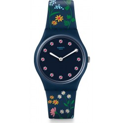 Buy Swatch Women's Watch Gent Flower Carpet GN256