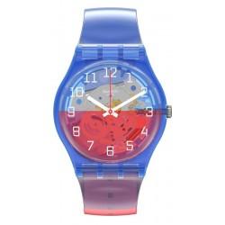 Swatch Unisex Watch Gent Verre-Toi GN275