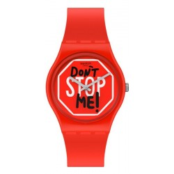 Swatch Unisex Watch Gent Don't Stop Me ! GR183