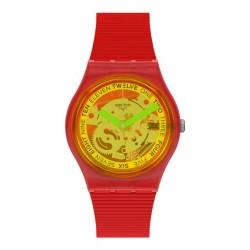 Swatch Unisex Watch Gent Retro-Rosso GR185