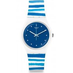 Buy Swatch Unisex Watch Gent Sea View GW193
