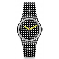 Swatch Unisex Watch Gent Sixtease GW197