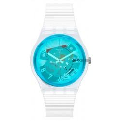 Swatch Unisex Watch Gent Retro-Bianco GW215