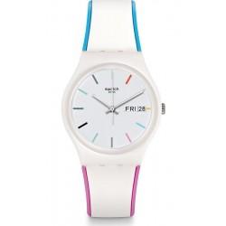 Swatch Unisex Watch Gent Edgyline GW708