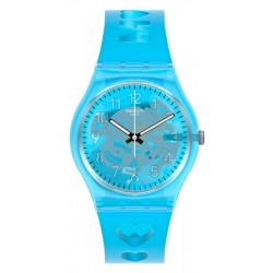 Swatch Women's Watch Gent Love From A To Z GZ353
