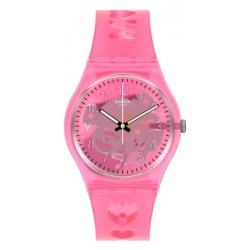 Swatch Women's Watch Gent Love With All The Alphabet GZ354