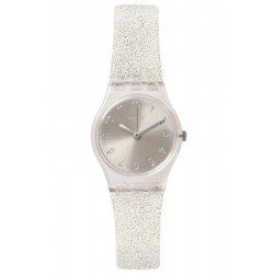 Buy Swatch Women's Watch Lady Silver Glistar Too LK343E