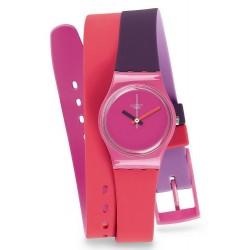 Swatch Women's Watch Lady Fun In Pink LP137