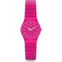 Swatch Women's Watch Lady Flexipink S LP149B