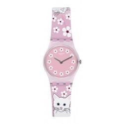 Swatch Women's Watch Lady Minou Minou LP156