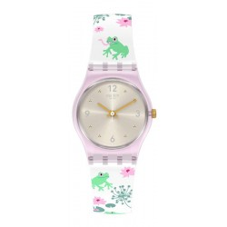Swatch Women's Watch Lady Enchanted Pond LP160