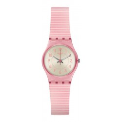 Swatch Women's Watch Lady Blush Kissed LP161