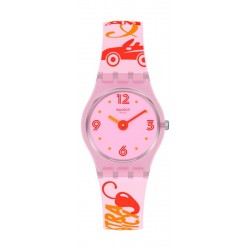 Swatch Women's Watch Lady #Chillipassion LP164