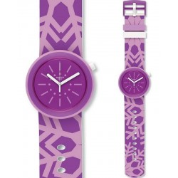 Buy Swatch Women's Watch FlocPOP PNP102