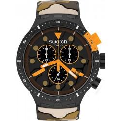 Swatch Watch Big Bold Chrono Escapedesert SB02B410