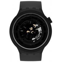 Swatch Watch Big Bold C-Black SB03B100