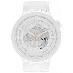 Swatch Watch Big Bold C-White SB03W100