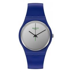 Swatch Unisex Watch Gent Silverwakati SO28N100