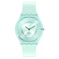 Swatch Women's Watch Skin Classic Sweet Mint SS08G100