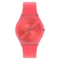 Swatch Women's Watch Skin Classic Sweet Coral SS08R100