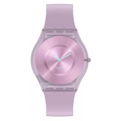 Swatch Women's Watch Skin Classic Sweet Pink SS08V100