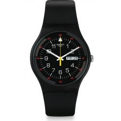 Swatch Unisex Watch New Gent Yokorace SUOB724