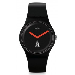 Buy Swatch Unisex Watch New Gent Ouverture SUOB727