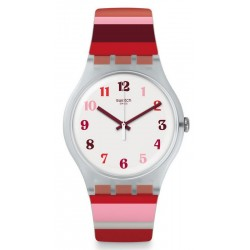 Buy Swatch Women's Watch New Gent Tramonto Occaso SUOK138
