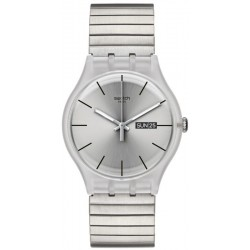 Swatch Unisex Watch New Gent Resolution S SUOK700B