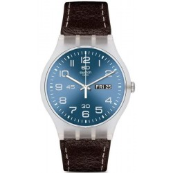 Swatch Unisex Watch New Gent Daily Friend SUOK701