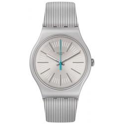 Swatch Unisex Watch New Gent Metaline SUOM114