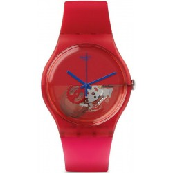 Swatch Unisex Watch New Gent Dipred SUOR103