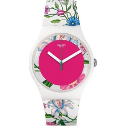 Swatch Women's Watch New Gent Fiorinella SUOW127