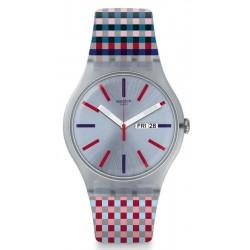 Buy Swatch Unisex Watch New Gent Merenda SUOW709