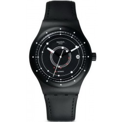 Buy Swatch Unisex Watch Sistem51 Sistem Black SUTB400 Automatic