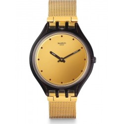 Buy Swatch Women's Watch Skin Regular Skinmoka SVOC100M